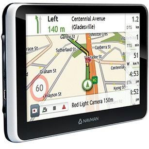 Navman DRIVEDUO SUV Automobile Portable GPS Navigator - Portable, Mountable