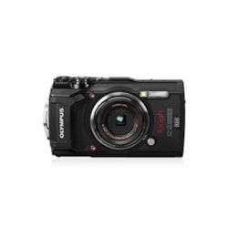 Olympus Tough TG-5 12MP 4K - Black