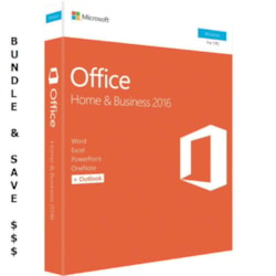Microsoft Bundle 10 X Microsoft Office 2016 Home