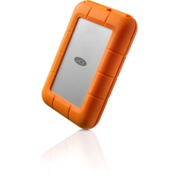 "LaCie Rugged STFR2000800 2 TB 2.5"" External Hard Drive - Desktop"