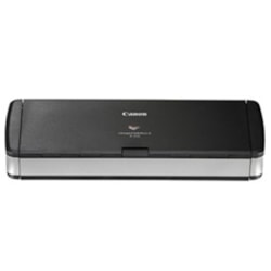 Canon P-215 Mkii High Speed Portable Document Scanner, Id Card Scanning Slot