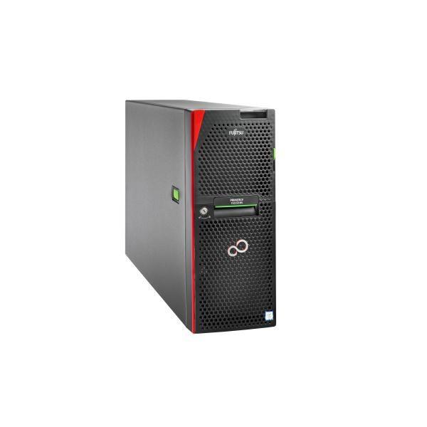 """Fujitsu TX2550 M4 VS-4110 (1/2) 16GB (1/12) 3.5"""" (0/8) 2GB Raid DVD 800W (1/2) 3YR Onsite"""