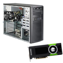 SuperMicro/QUADRO 32Sys-7039A-I Plus 1 X 11LP6000 Super Bundle