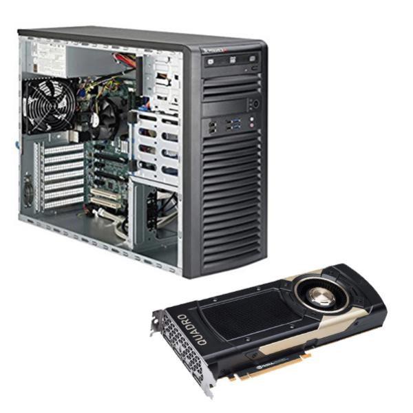 Supermicro Sys-7039A-1 / Quadro GV100