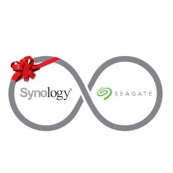 Seagate Xnas Bundle - Synology Ds218play X 1 + 2 X ST2000VN004 - Bundle And Be Merry !!