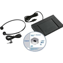 Olympus As-9000 Professional Transcription Kit ( For The DS9x00 But Works With All Olympus Voice Recorders)