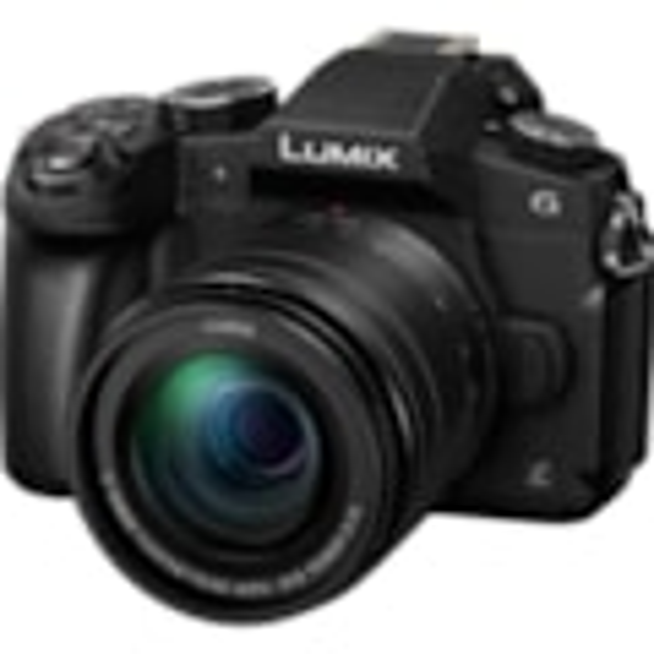 Panasonic Lumix G85 Black With 12-60MM Lens Kit