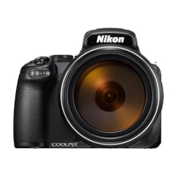 Nikon Digital Compact Camera Coolpix P1000, Black, 16MP, 125X Optical Zoom, Fixed Lens F/2.8-8 , 4K Uhd Video