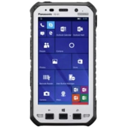 "Panasonic Toughpad Fz-E1 (5"") MK1 With Barcode Reader &Amp; Hand Strap (Win 10 Iot)"