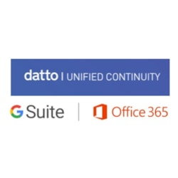 Backupify Office 365 & GSuite  - Monthly Subscription / 10-25 Users