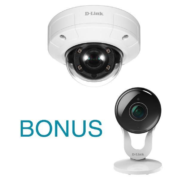 D-Link Bundle Dcs-4605Ev + DCS-8300LH