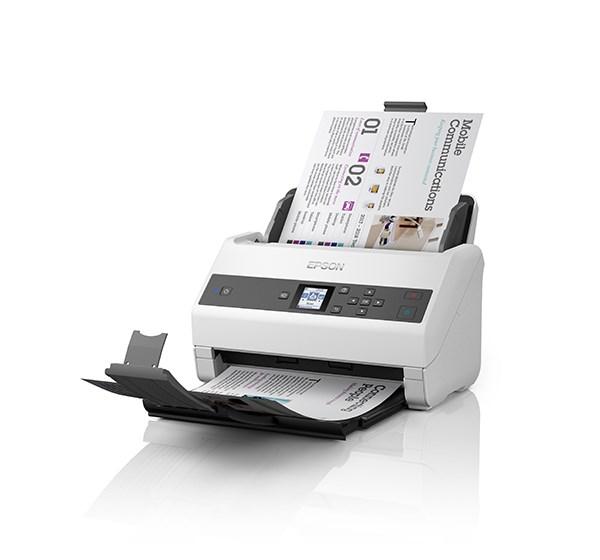 Epson DS870 Scanner