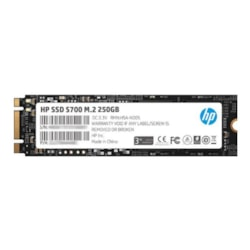 HP NQR HP SSD S700 M.2 250GB, 3D TLC With HP Controller H6008 And 560/510 Max R/W - 3 Year Warranty