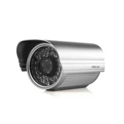 Foscam Fi9805e 1.3MP 960P Outdoor Wired Bullet, 30M Ir, Silver