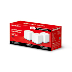 TP-Link Mercusys Halo S12(3-Pack) Ac1200 Whole Home Mesh Wi-Fi System