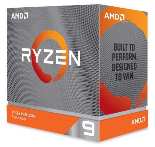 Amd Ryzen 9 3900XT, 12-Core/24 Threads, Max Freq 4.7GHz,70MB Cache Socket Am4 105W, No Cooler (Amdcpu)