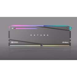 Antec Katana RGB 16GB (2x8GB) DDR4 3600MHz C18 18-20-20-24, PC4-28800 MB/s, 1.35V Desktop High Performance Gaming Memory