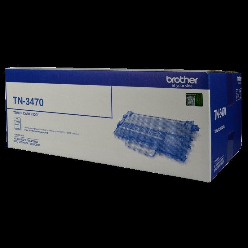 Brother Mono Laser Toner High 12000PG Compatible with:L6200DW/L6400DW/L6700DW/L6900DW