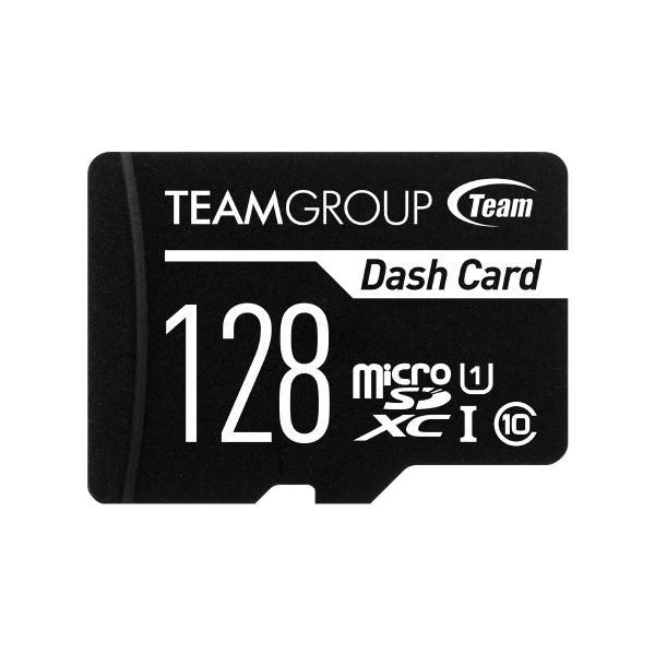 Team Dash Card 128GB Ush-1 Micro SD Card