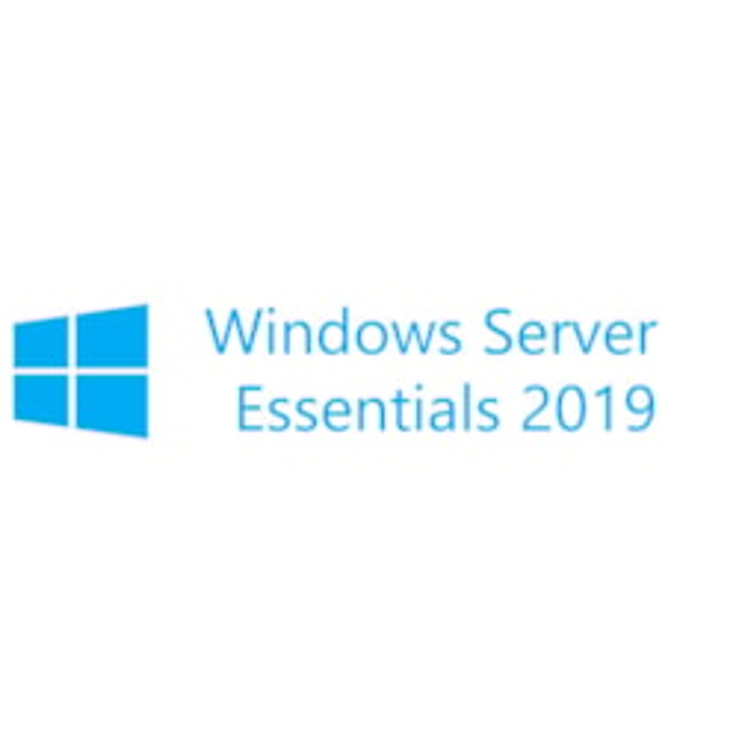 Microsoft Win SVR Essnl 2019 64 Eng Oei DVD 1-2Cpu