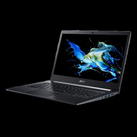 """Acer TMX514-51T-59GH Intel Core I5-8265U/14"""" FHD Ips/8Gb DDR4/256GB SSD/HDMI/TPM2.0/Backlit Keyboard/From 0.98KG weight/Bluetooth 5.0/Windows 10 Pro/3 Years Onsite"""
