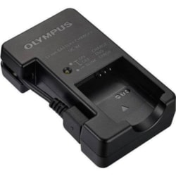 Olympus Uc-92 External Battery Charger For Li-92B / Li-90B Lithium Ion Battery. Usb Charge.