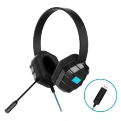 Gumdrop DropTech Usb B2 Headset - Compatible With All Devices With Usb Connector