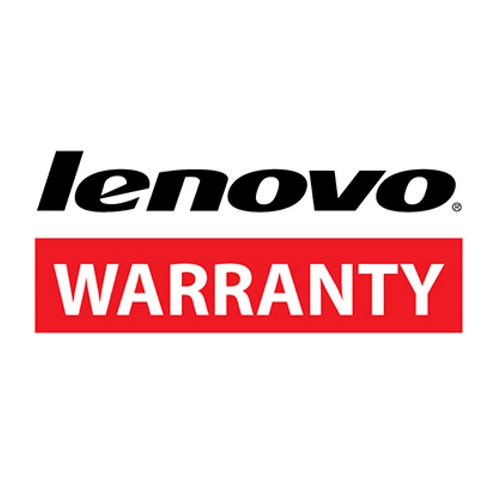 Lenovo Warranty/Support Extended Warranty (Upgrade) - Warranty