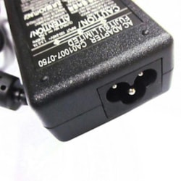 Fujitsu 65W Ac Adapter W/O Ac PWR Cable - E5 & E7 Series, U745, S935, S936, T725, T935
