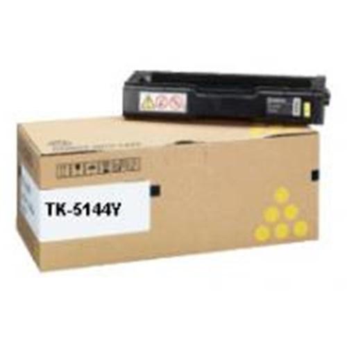 TK-5144Y YELLOW TONER FOR M6530/M6030/P6130CDN - 5K