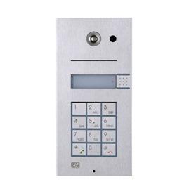 2N Helios Analog - 1X Button & Keypad Intercom Unit
