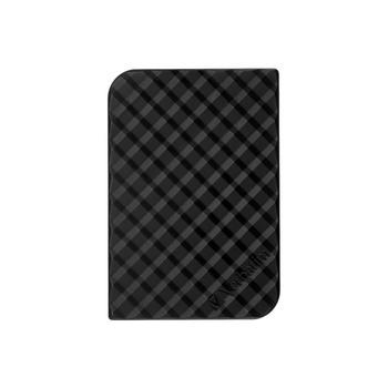 """Verbatim 2.5"""""""" Usb 3.0 Store'n' Go 500GB Black (Grid Design)"""