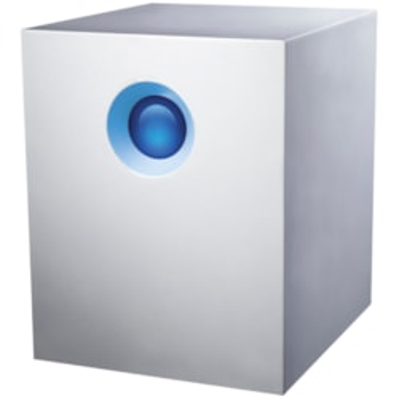 LaCie 5big 5 x Total Bays DAS Storage System - Desktop