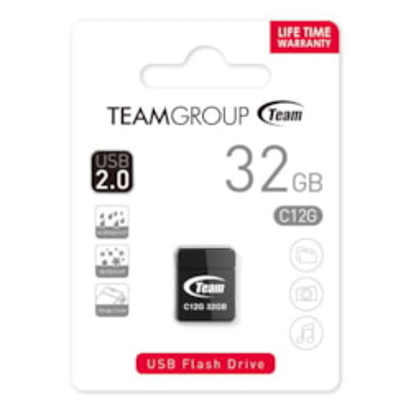 Team 32GB Nano Usb 2.0 C12G