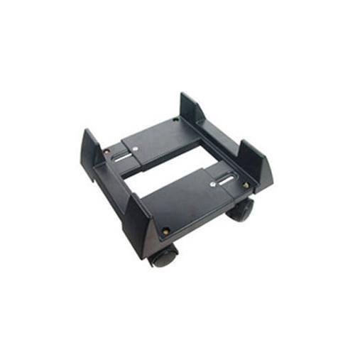 Brateck Mobile Cpu Holder - Black