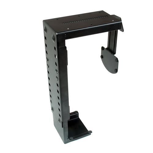 Brateck Cpu Holder Under Desk Mount - Black