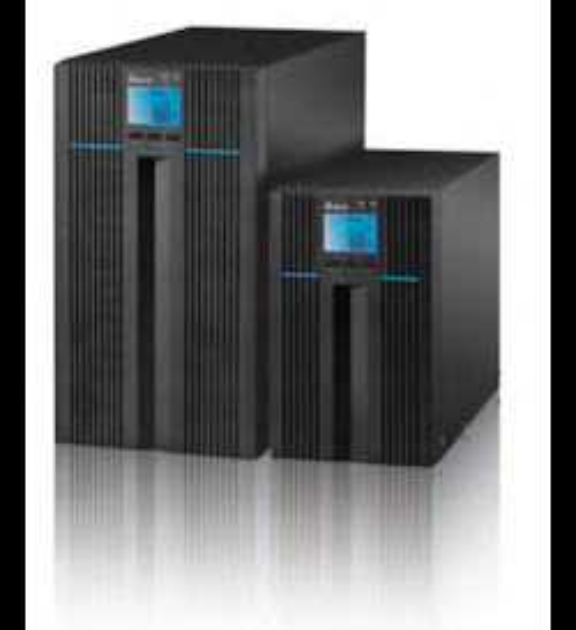 Delta N-Series Pro On-Line 3kVA / 2.7kW Tower Ups