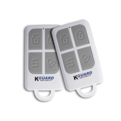 KGuard Additional Remote Keyfob Twin-Pack For DSH-002 Wireless Alarm Kit