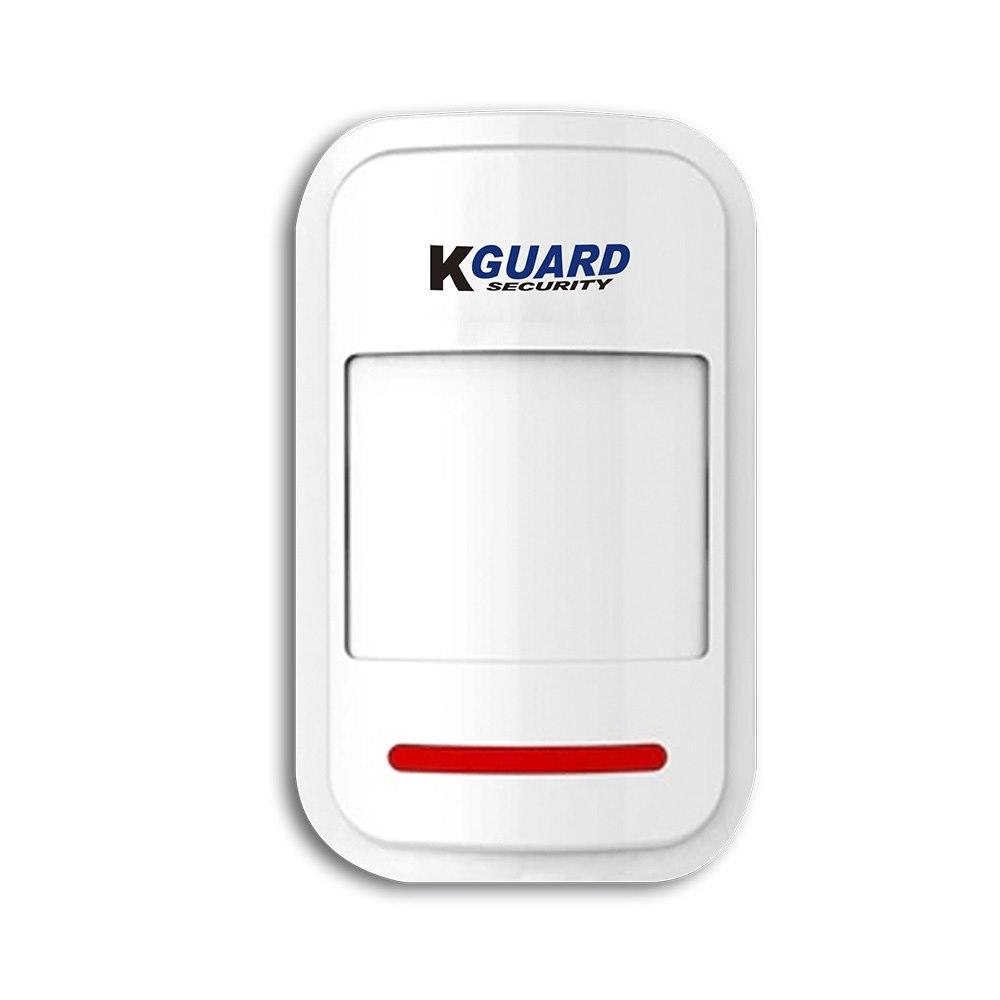 KGuard Additional Indoor Pir Sensor For DSH-002 Wireless Alarm Kit