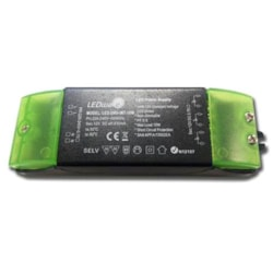 LEDware Led Driver Power Supply Constant Voltage 240V To 12V 10W 800mA Emc Saa Non-Dimmable Indoor