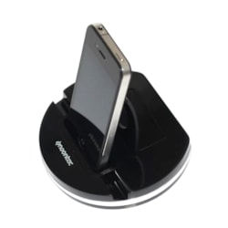 """Noontec Atomu """"Air Sound"""" Wireless Audio Transmitter &Amp; Docking Charger For IPod / iPhone / iPad"""