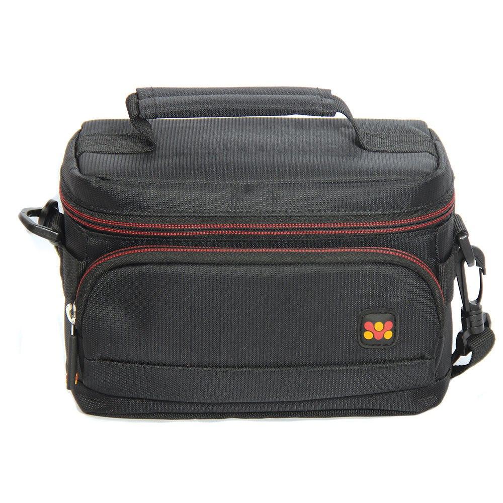 Promate 'HandyPak2-L' Camera And Camcorder Handy Bag/Slip Mesh Pocket/Internal Storage - Large