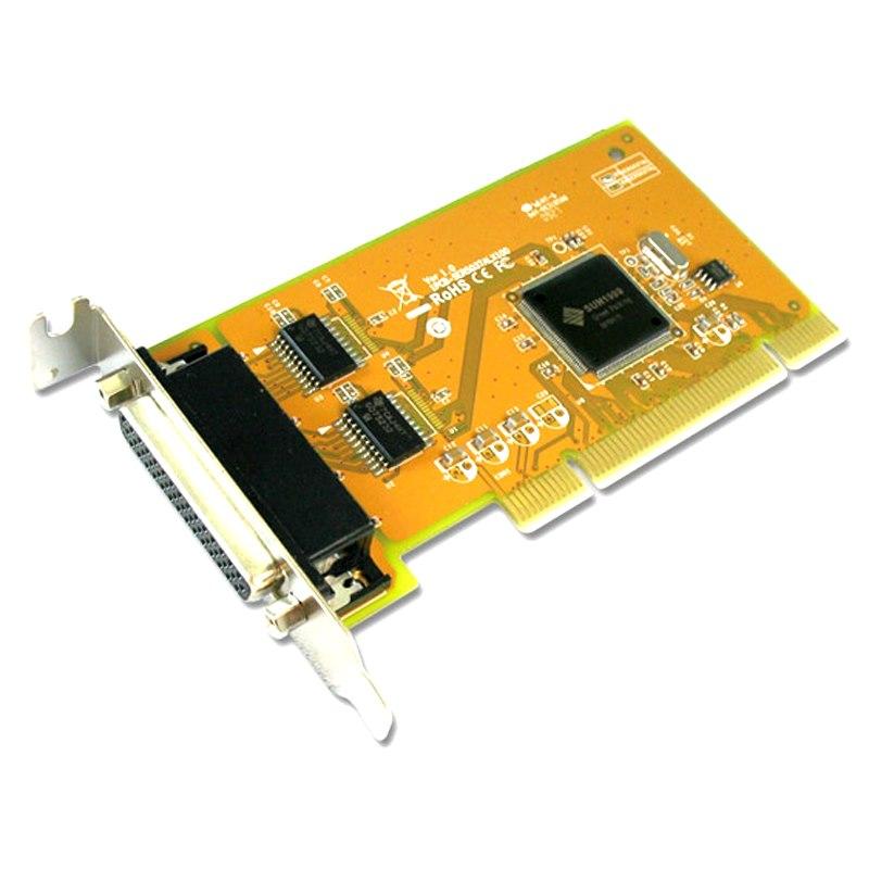 Sunix Comcard-2Lp Dual Port Serial Io Card Low Profile Pci Card