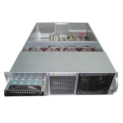 TGC Rack Mountable Server Chassis Case 3U 650MM Depth With 14X3.5' HDD Cages And Atx Psu Window - No Psu