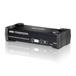 VanCryst Aten VanCryst 4 Port Vga Video Splitter Over Cat5 With Audio And RS-232 - 1600x1200@60Hz Or 450M Max