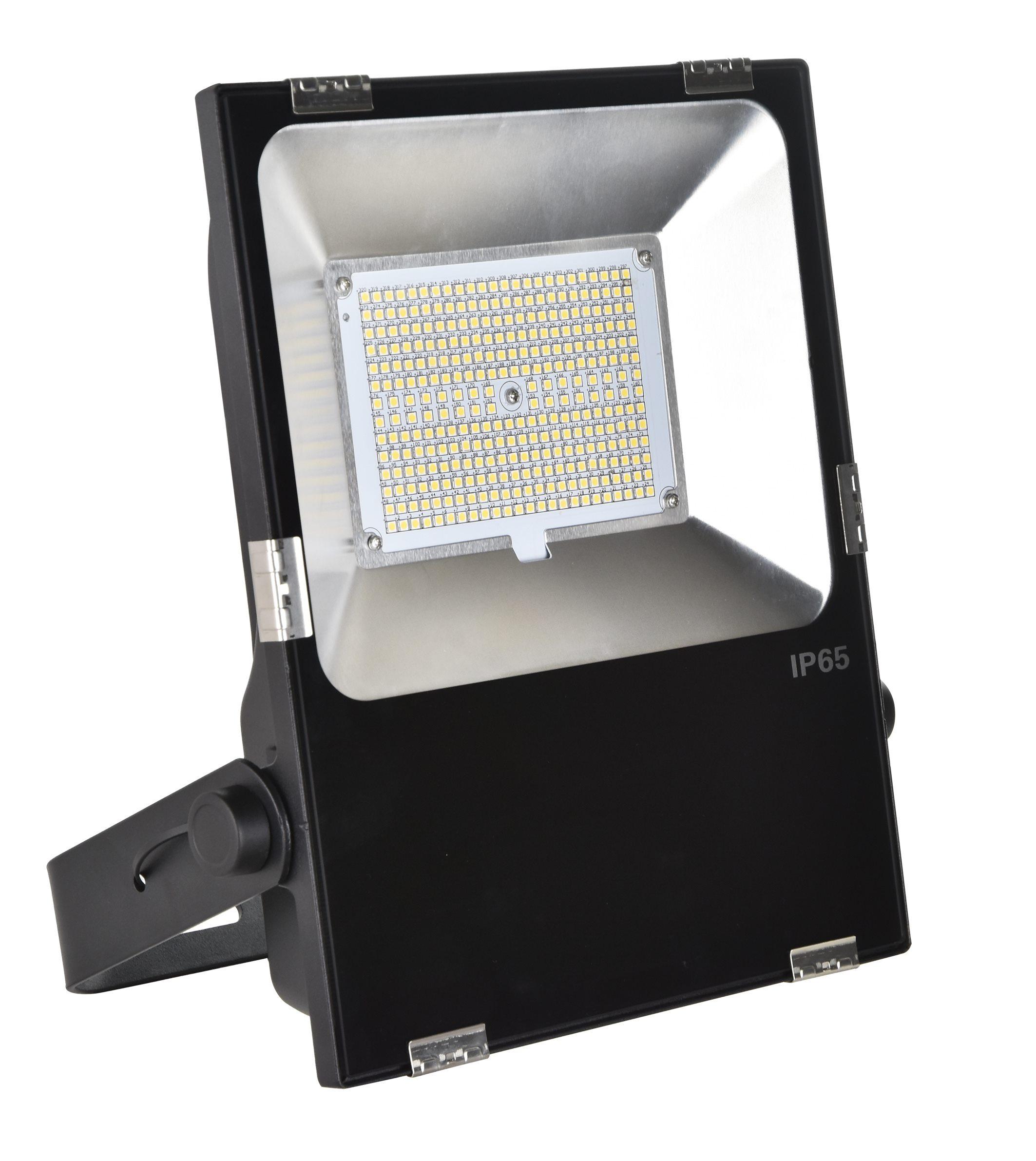 Energetic MarVelite Plus Weatherproof Led Floodlight Ip65 75W 4000K 10000Lm Black [272406]