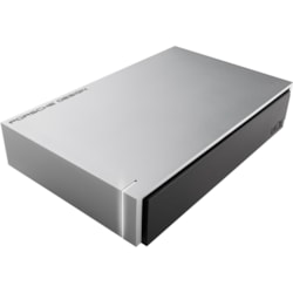 "LaCie Porsche Design STEW4000400 4 TB 3.5"" External Hard Drive - Desktop"