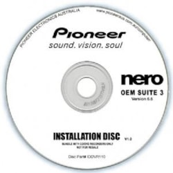 Pioneer Software Cyberlink Suite 10 Oem