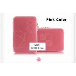 Leader Tablet 10' MofiZip Case Pink Andriod Logo. Suit Any 10' Tab
