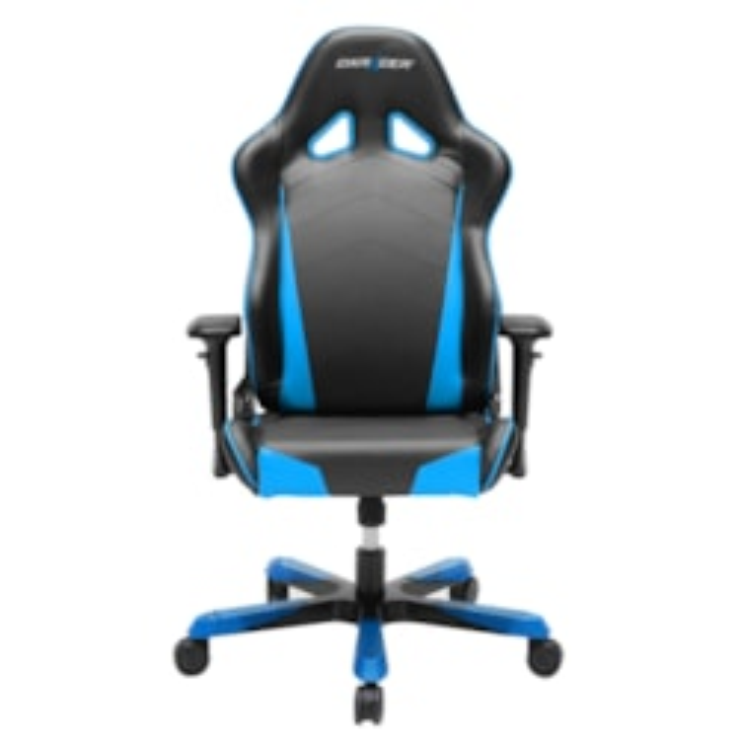 DXRacer TS29 Tank Series Gaming Chair – Black &Amp; Blue